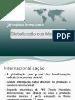 01 - Globalização dos Mercados