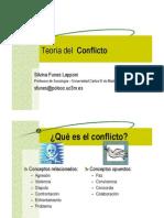 01 Teoria Del Conflicto