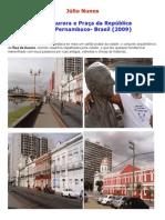 Rua Urora-praça Republica-julio 2009