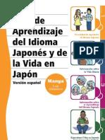 Guía de Aprendizaje Del Idioma Japonés y de La Vida en Japón