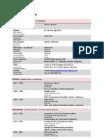Curriculum Vitae 2012-Johny Setiawan