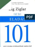 Zig Ziglar - Eladás 101