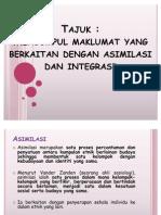 79971102 Asimilasi Dan Integrasi Pp