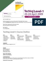 Techlog Public Course