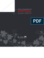 PORTUGAL - VINHOS E AGUARDENTES (ANUÁRIO 2010-2011) [IVV]