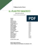 Mozart Flauto Magico