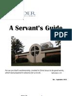 Servant Guide