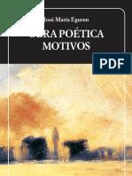 José maría Eguren-obra poética