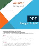 Dezvoltare in BdV