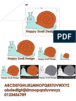 Happy Snail Style Guide