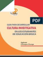 Cultura Investigativa