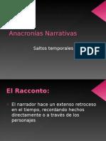 Anacronías Narrativas NM4 2013