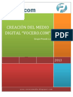 Informe Del Diario Vocero.com