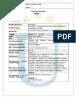 Protocolo Psicologia 2012 - 1
