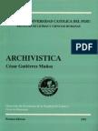 Archivistica- Cesar Gutierrez