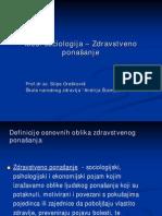 Zdravstveno Ponasanje-S Oreskovic