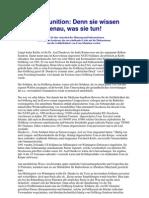 2001 - Uran-Munition - USA-NATO Im Krieg