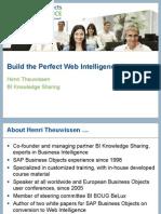 Perfect Web Intelligence Report 20091018