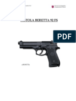 Temario Curso Armero Beretta