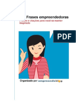 200 Frases de Empreendedorismo Empreendeblog
