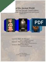 irene h unit plan-arts of the ancient world