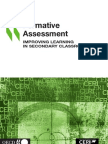 OECD (2005) Formative Assessment