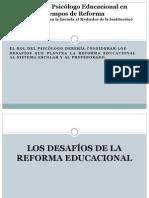 El Rol del Psicólogo Educacional en tiempos de.pptx