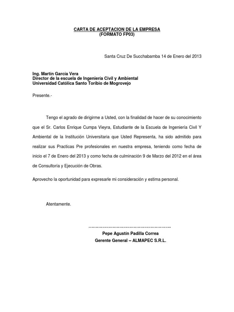 Excelente Reanudar Carta De Presentación De Prácticas De ...