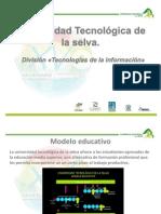 Sistema de Evaluación Académica UTSELVA 2013