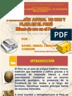93856894 Produccion de Oro y Plata en El Peru by Daniel Limache Condori