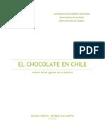 La Industria Del Chocolate en Chile
