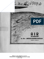 Air Power in the Mediterranean November 1942 February 1945 Part 1 of 4