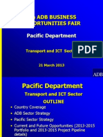 6 Transport ICT - PARD by R. Phelps