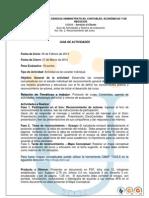 Guia Act. y Rubrica de Eva. Reconocimiento 2013 1