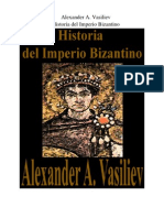Alexander Vasiliev - Historia Del Imperio Bizantino