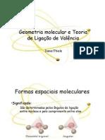 Geometria Molecular e TLV