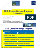 5 ADBGeneral - Climate Change by P. Bhandari