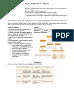 Instrumentos de evaluación para la obtención de evidencias