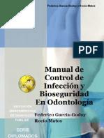 Manual de Control de Infeccion y Bioseguridad en Odontologia