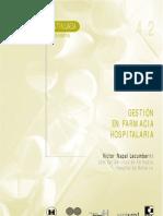 Gestión en farmacia hospitalaria