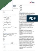 Matematica Exercicios Gabarito Potenciacao Radiciacao Basica