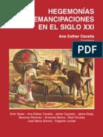 Hegemonias y Emancipaciones (Ana Esther Ceceña)