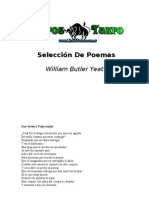 yeats, william butler - selección de poemas