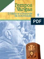 Tempos de Vargas_ Radio e o Controle Da - Othon Jambeiro (Org.)