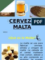 Cerveza Malta1x