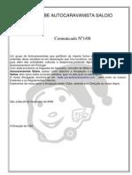 Microsoft Word - Comunicado nº1
