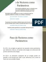 PasoVectores_Parametro