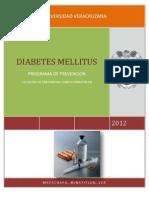 Programa de Diabetes Para Comunidad