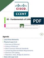 02 - Fundamentals of LANs