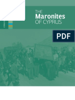 The Maronites of Cyprus (PIO booklet - English)